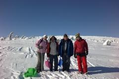 2012 Pilsko zima