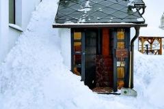 2019 Zhadzovanie snehu