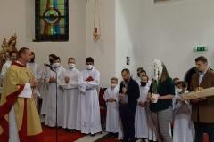 2020 Rozlúčková sv. omša pána kaplána